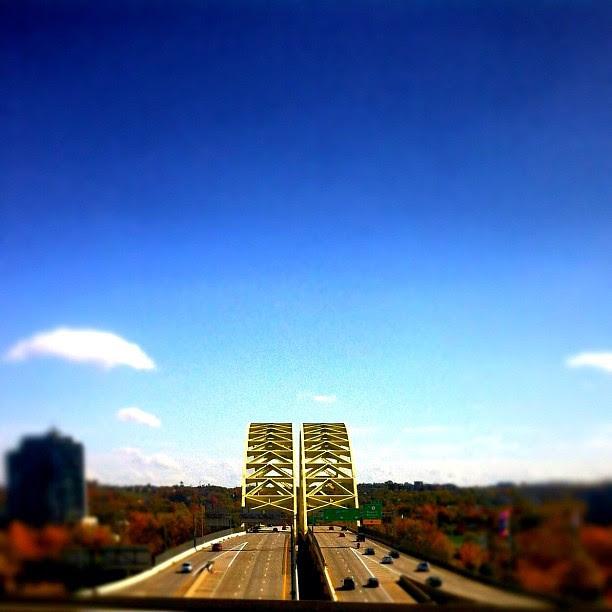 Big Mac #cincinnati #ohio #bridge #river #downtowncincy