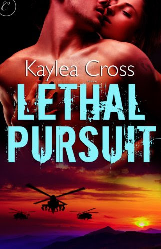 Lethal Pursuit by Kaylea Cross
