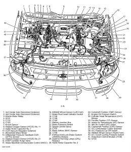 Ford 5 4 Liter Engine Diagram - Wiring Diagram