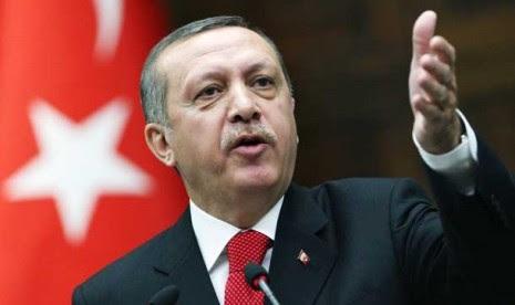 Giliran Erdogan Kunjungi Gaza
