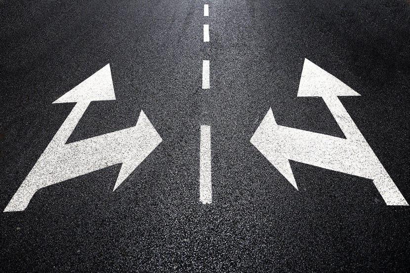 caminos en la disonancia cognitiva
