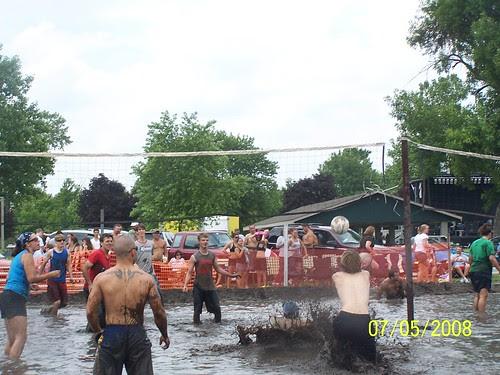 Tuscola mud volleyball 185