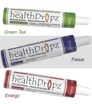 Beverage Booster:healthDropz