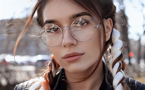 hp dua lipa girl glasses wallpaper