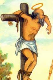 Néstor de Magido, Santo