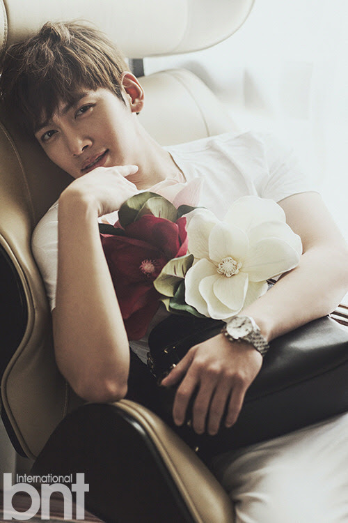Ji Chang Wook - bnt International September 2014