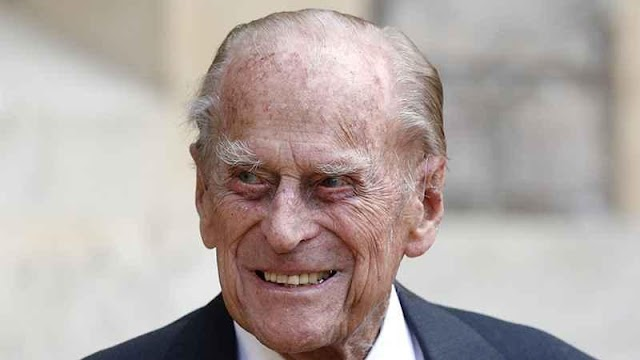Prince Philip Set For 'Temporary' Burial In Royal Vault Saturday.