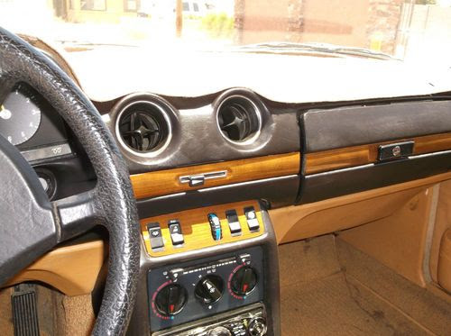 Purchase used 1982 Mercedes 240D Manual Transmission in ...