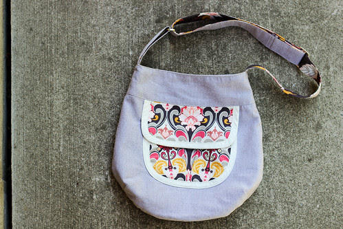 Sidekick Tote by Jeni Baker
