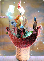 The Fairytale Boat Follies! My Tinsel Workshop! 2