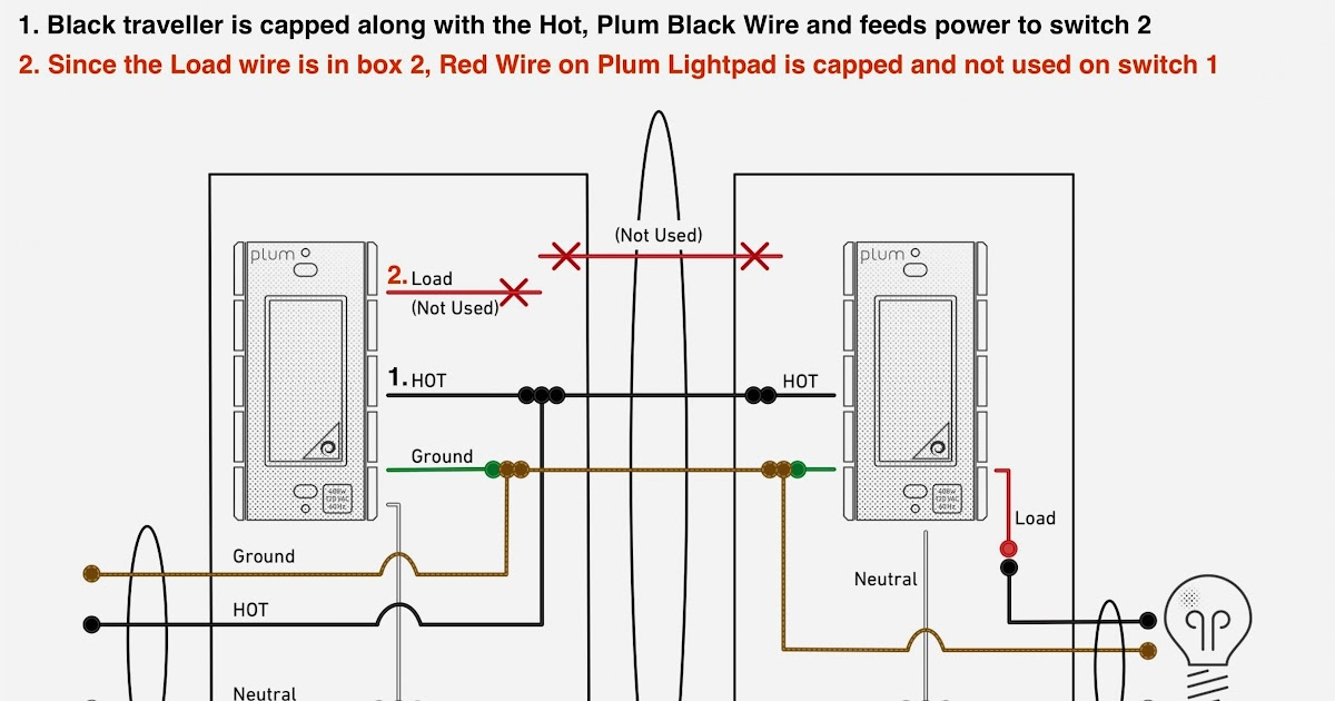 Leviton Switches Wiring Diagram 3 And 4