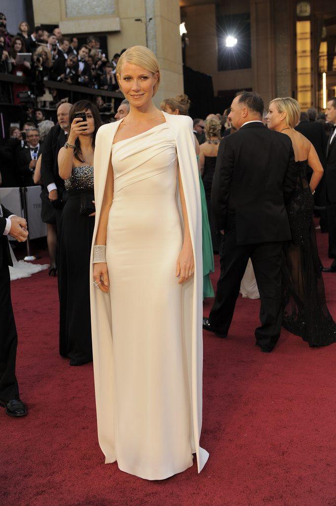 vestido de Gwyneth Paltrow diseñado por Tom Ford
