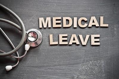 Medical Leave Regards Clarification - Government Letter NO : 64435/FR-V/94-5