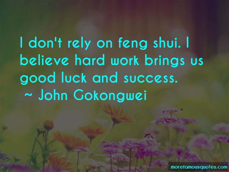 Quotes About Good Luck And Success Top 14 Good Luck And Success