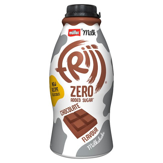 Frijj Reduced Sugar Chocolate 471Ml