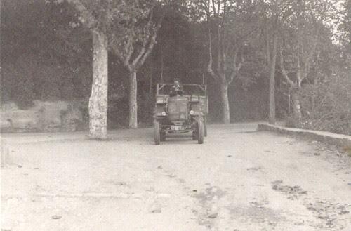 505 El Ramal - Tractor antic