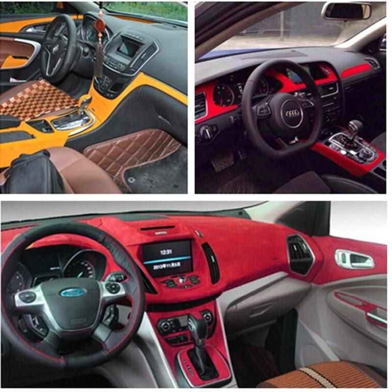 Car Interior Wrap