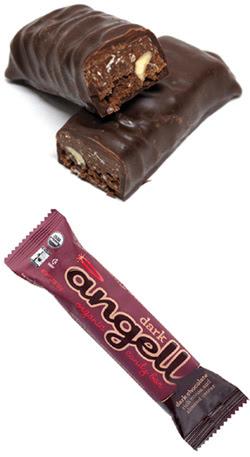 Dark Angell Organic Vegan Candy Bars