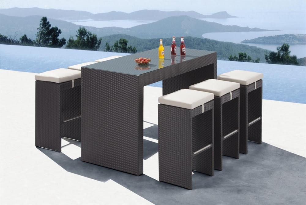 Mh2g - Outdoor Furniture - Palma Dining Set