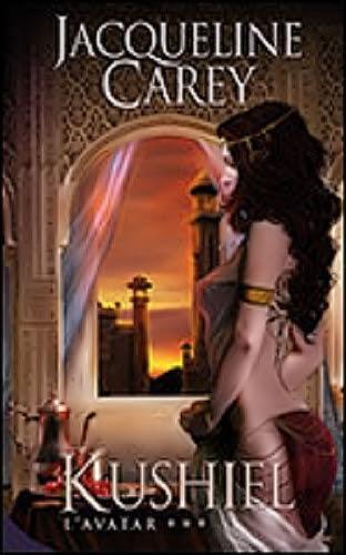 Couverture Kushiel, tome 3 : L'Avatar