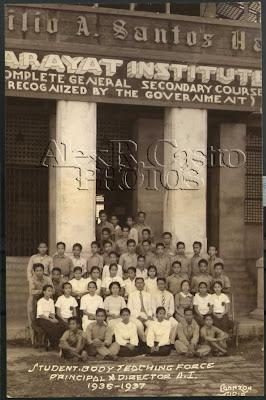 VIEWS FROM THE PAMPANG: *139. PAMPANGA AT THE 1937
