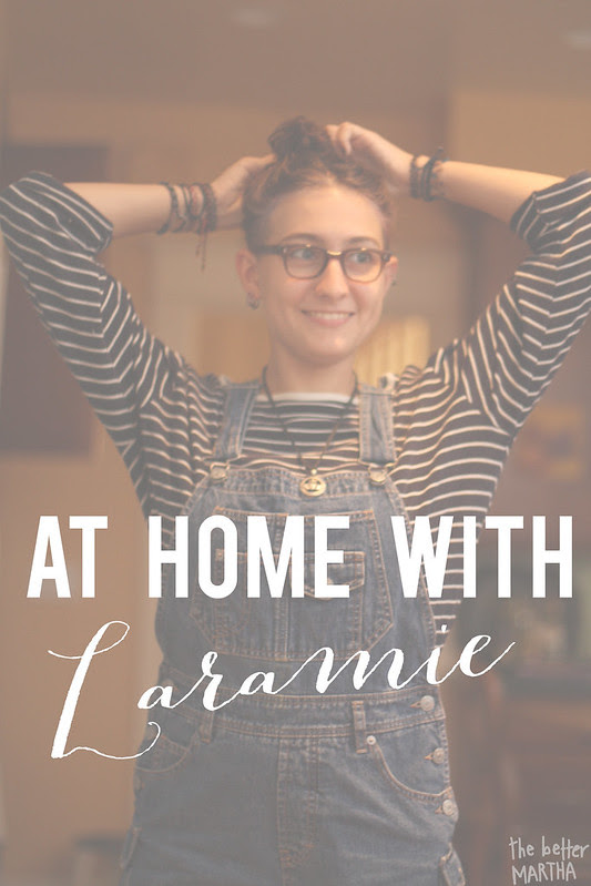 At Home with Laramie