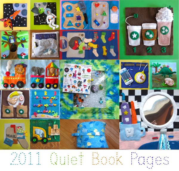 http://www.imagineourlife.com/2012/01/02/2011-quiet-book-pages/