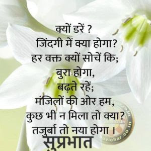 15 Latest Good Morning Quotes In Hindi With Images Greetings1