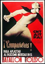 CARTELES ANARQUISTAS DE LA REVOLUCION ESPAÑOLA (1936-1939)