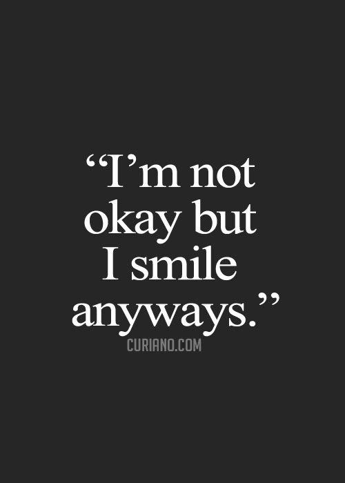 Quotes About Smile And Sadness 66 Quotes