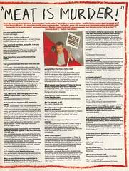 Tom Hibbert interviews Morrissey, January 1985