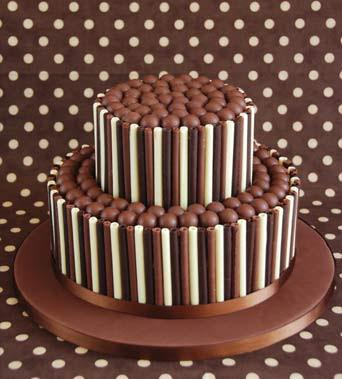 Great Chocolate Birthday Cake Recipes Cakes Cupcakes