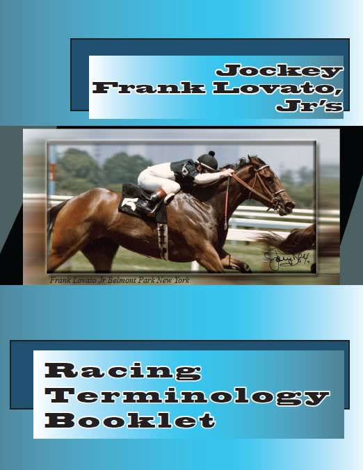 Racing Terminology Book!