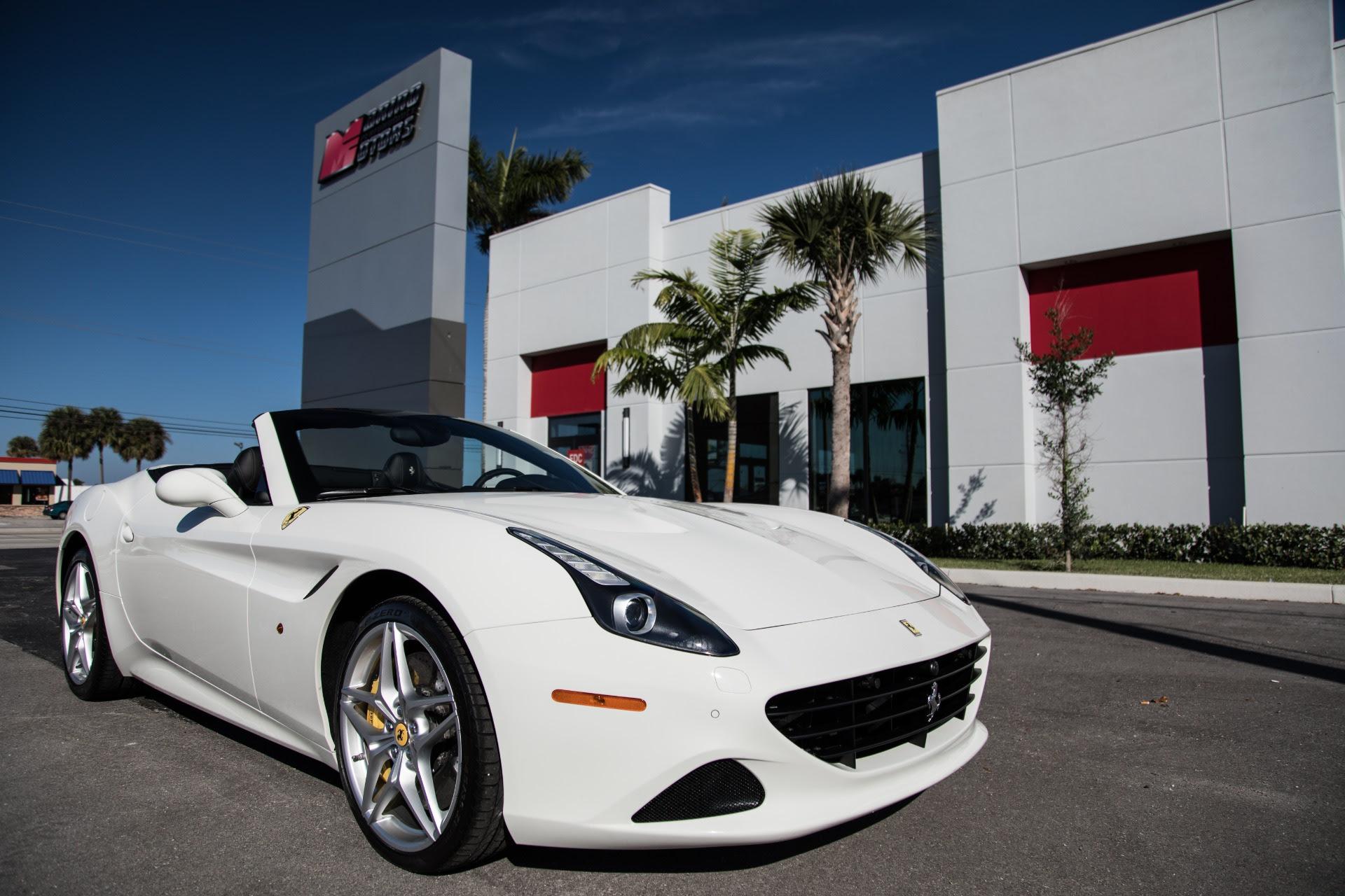 Used 2016 Ferrari California T For Sale ($157,900 ...