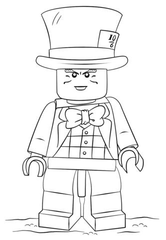 Disegni Di Personaggi Lego Vari Da Colorare Pagine Da Colorare