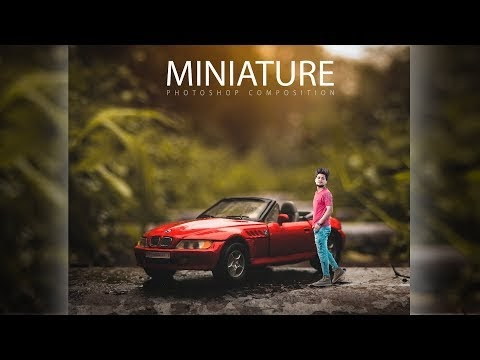 How to Create Miniature Photo Effects in Photoshop