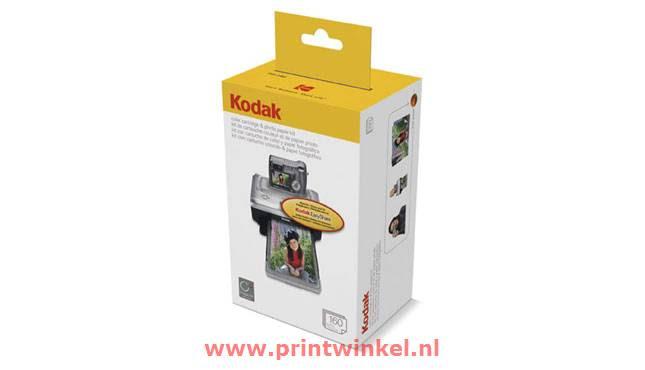 Kodak Ph 40 Cartridge Met 40 Vel Fotopapier Origineel