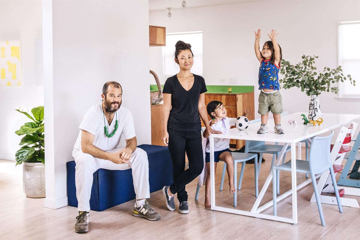 jonas wood family