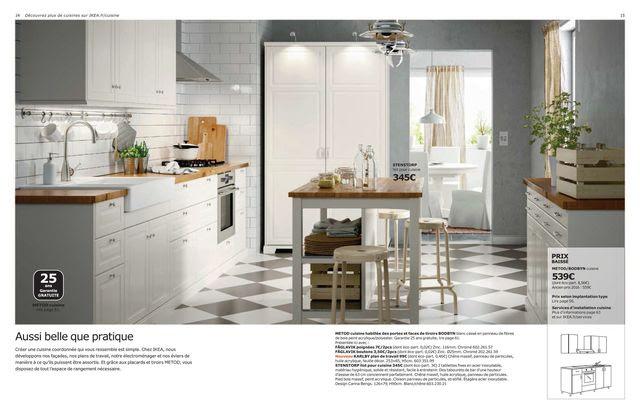 Modele Cuisine Chez Ikea