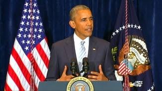El president nord-americà, Barack Obama
