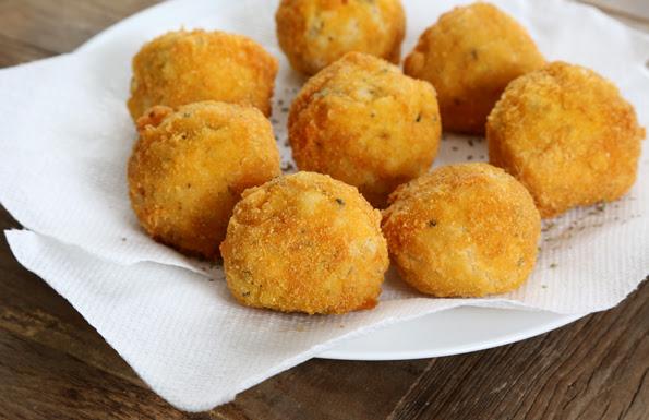 Gluten Free Arancini (Rice Balls) ⋆ Great gluten free ...