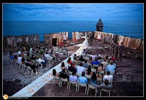 Real Wedding   San Felipe del Morrow, San Juan   Puerto