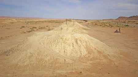 les puits dans le grand sud maroccain