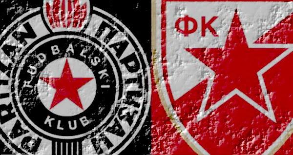 Partizan VS Crvena zvezda