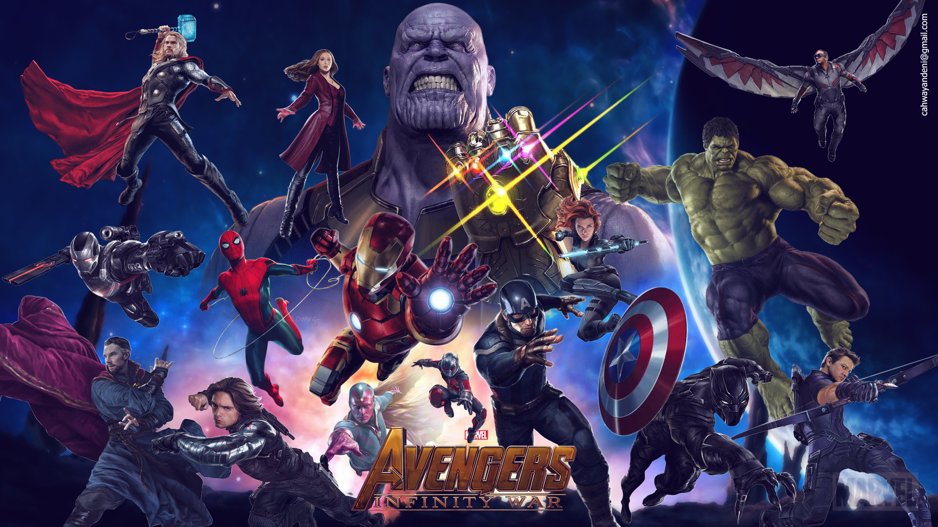 Avengers Infinity War Wallpapers 74 Background Pictures