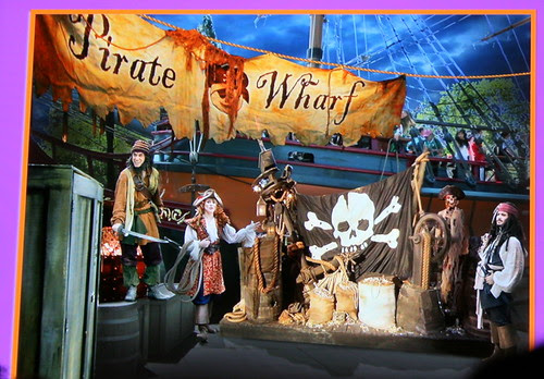 Pirate Party at Mickey's Halloween Party