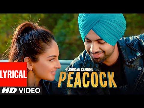 Peacock (Lyrical Song) Jordan Sandhu Ft Rubina Bajwa   Bunty Bains   Desi Crew   Latest Punjabi Song