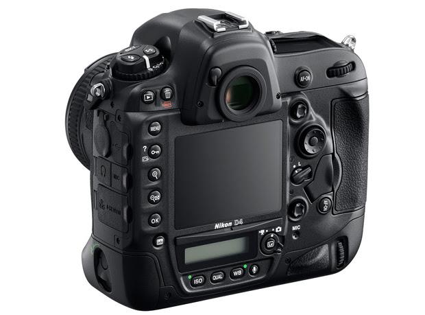 Nikon D4 (Foto: Reprodução/dPreview)