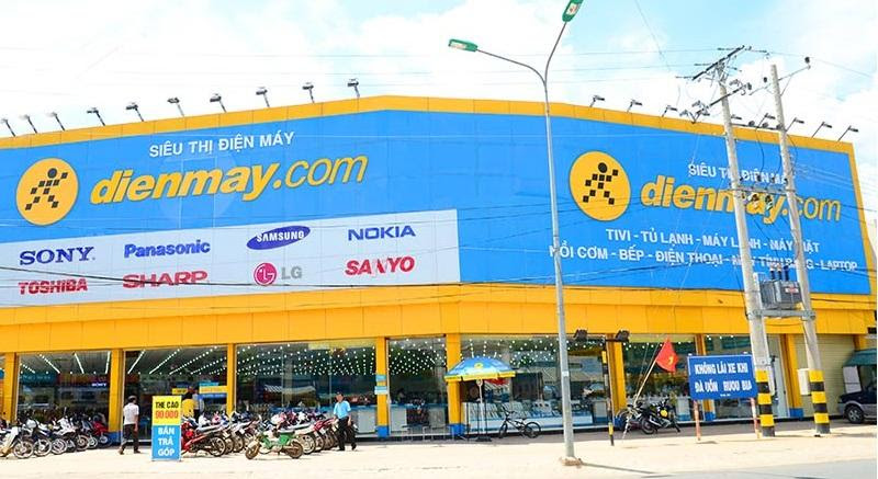 Dienmay.com khuyến mại đặc biệt dành riêng cho khách hàng của Batdongsan.com.vn