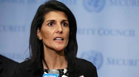 North Korea made progress on missile but getting paranoid due to global isolation: Nikki Haley